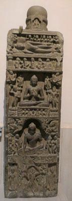 Szenen aus dem Leben des Buddha, 6. Jhdt. u.Z.