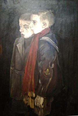 Otto Nagel, Sammlung Scharf-Gerstenberg, Nationalgalerie Berlin