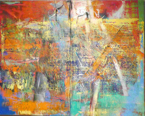 Gerhard Richter,  Musée des Beaux-Arts, Montreal, Kanada