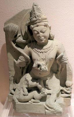 Bodhisattva Manjushi