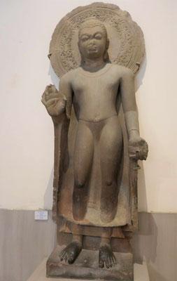Buddha in Abhaya Mudra, Sarnath 5. Jhdt. u.Z.
