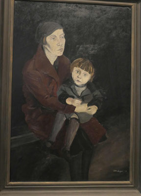 Otto Nagel, Mutter mit Kind, 1929, Neue Nationalgalerie Berlin