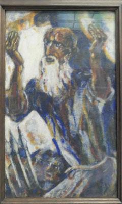 Christian Rohlfs, Der Prophet, 1917, Kunsthalle zu Kiel