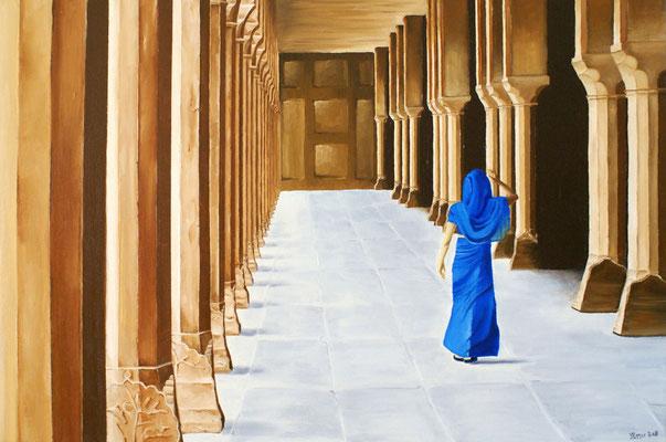 Taj Mahal 2008, 80 x 54 cm, Preis Fr. 470.-
