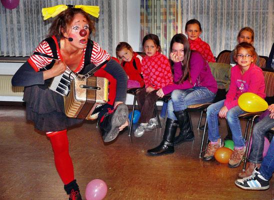 Clownereien für Kinder