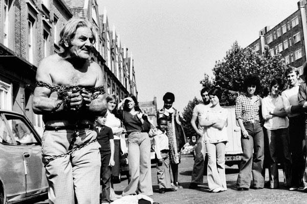 Fotoausstellung London Siebziger Jahre
