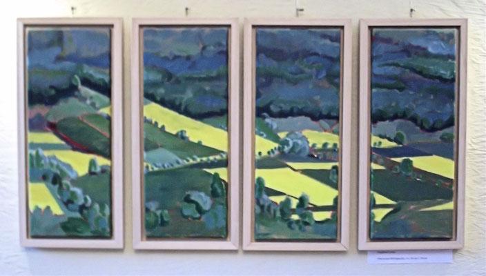 "Ausstellung ""Farbiges Grau"""