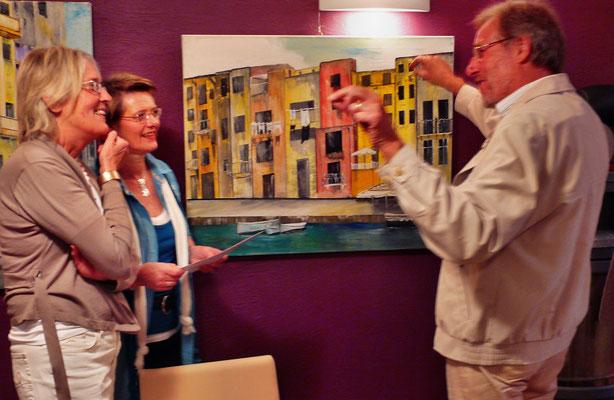 Ausstellung Ranate Bonacker