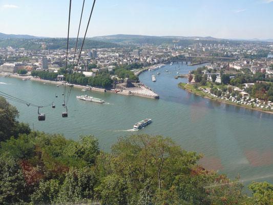 Besuch der Bundesgartenschau Koblenz