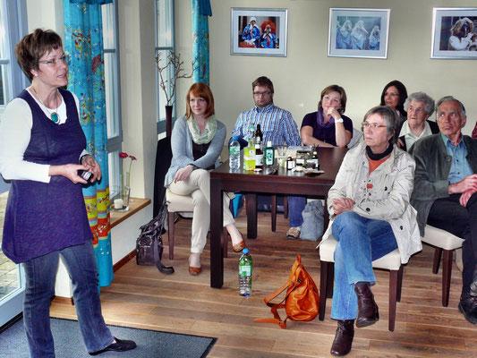 Vortrag der Kräuterfrau