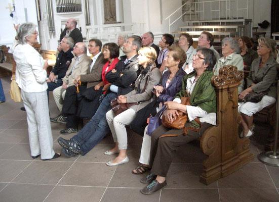 Besuch im Dom zu Fulda