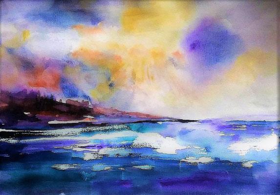 Dreamland at the sea