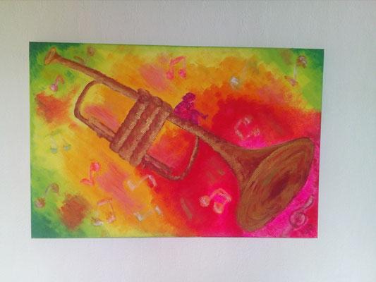 Serie Musikinstrumente