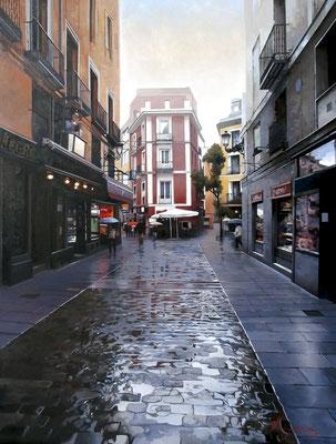 Fria manana nel calle del sal