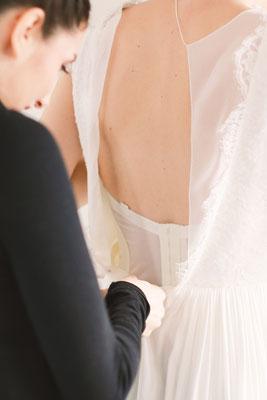Hochzeitsfotografie; Brautstyling