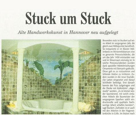 Hannoversche Wirtschaftszeitung