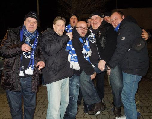 HSV : Mainz 21.12.2013