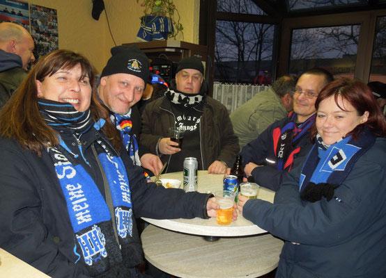 HSV : Dortmund 3:0 22.02.2014