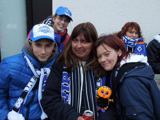 HSV : Nürnberg 16.03.2014