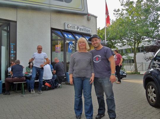 Volkparksfest 01.08.2015 Saisoneröffnung im Grillpavillon
