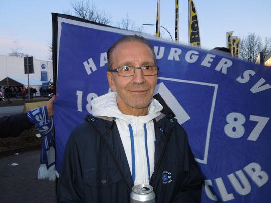 HSV:Frankfurt 08.03.2013