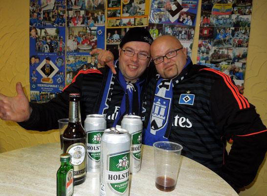 Derbysieg HSV : Werder 2:0 23.11.2014