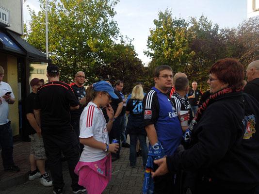 HSV : Bayern München 20.09.2014 0:0