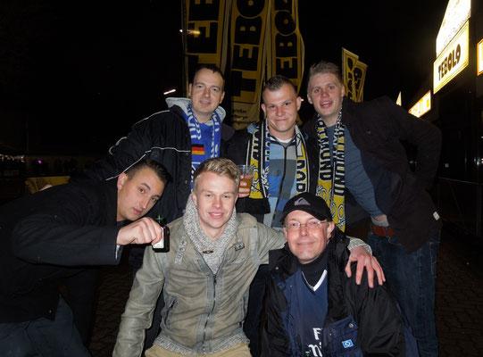 #matchday HSV : Leverkusen 2:1 #nurderhsv
