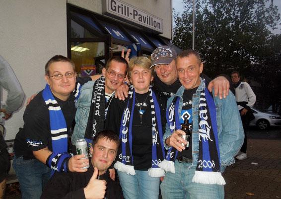 HSV-Hoffenheim 19.10.2014 1:1