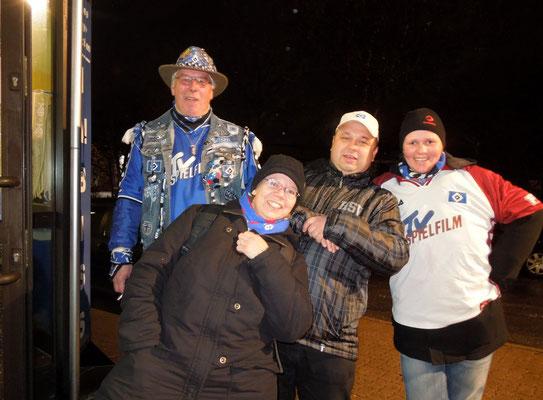 HSV : Augsburg 07.12.2013 0:1