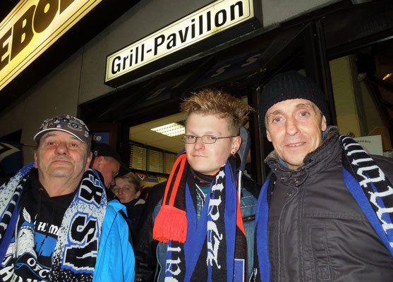 Derbysieg HSV : Bremen 2:0 23.11.2014