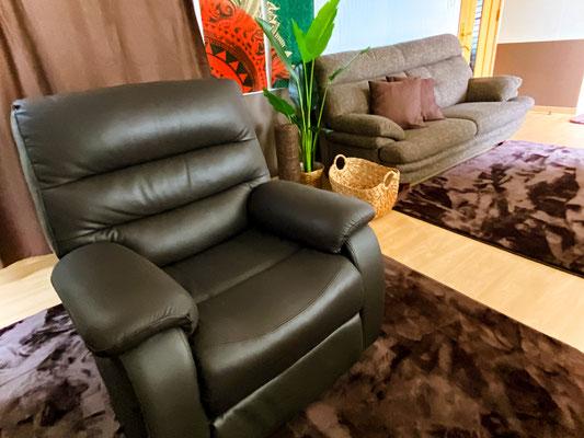 施術用の椅子