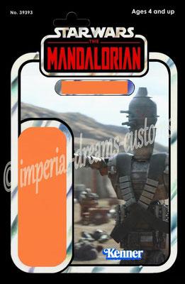 CU11-Mando IG-11 (Assassin Droid)