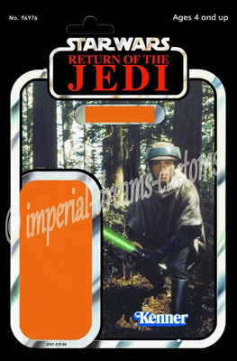 CU58-EP6 Luke Skywalker (Endor Gear)