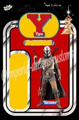 CU125-EP4 Yps Din Djarin (The Mandalorian)