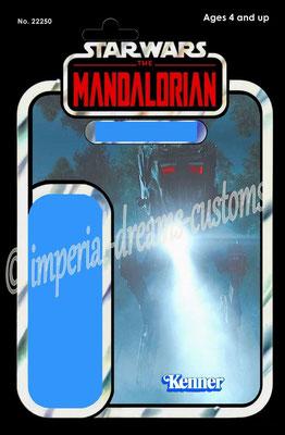 CU26-Mando Klatooinian Raider (AT-ST Raider)