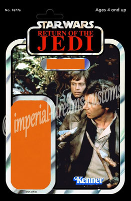 CU92-EP6 Han Solo (Endor Battle Gear)
