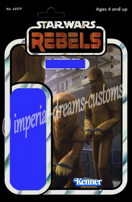 CU22-RB Wookiee Warrior