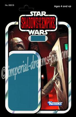 CU13-SotE Han Solo (in Carbonite)
