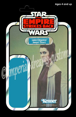 CL07-EP5 Leia Organa (Bespin Gown)