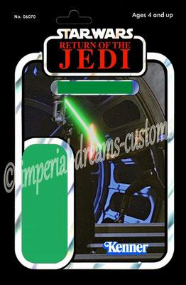 CU64-EP6 Luke Skywalker (Jedi Duel)