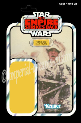 CL12-EP5 Han Solo (Hoth Outfit)