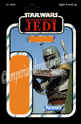 CU33-EP6 Boba Fett (Bounty Hunter)