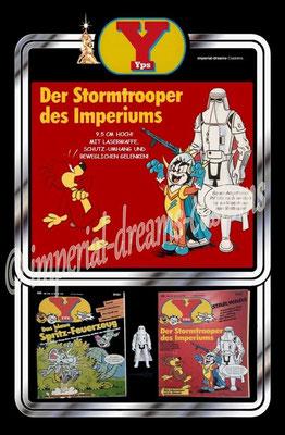 CU99-EP4 YPS-Stormtrooper des Imperiums BACK
