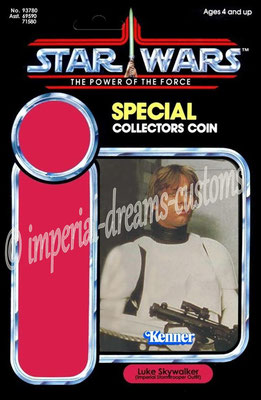 CL10 - POTF Luke Skywalker (Imperial Stormtrooper Outfit))