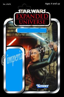 CU07-EX Princess Organa (Jedi Knight)