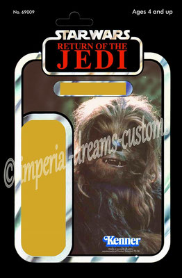 CU85-EP6 Chewbacca (Endor Capture)