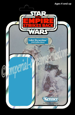 CL14-EP5 Luke Skywalker (Hoth Battle Gear)