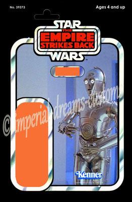 CU54-EP5 E-3PO (Bespin Droid)