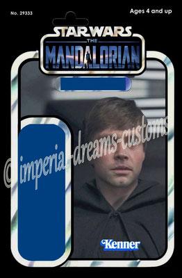 CU48-Mando Luke Skywalker